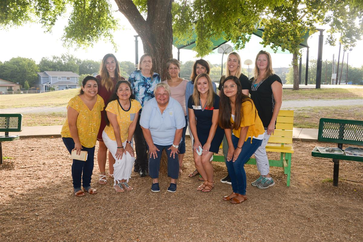 Early childhood education teachers